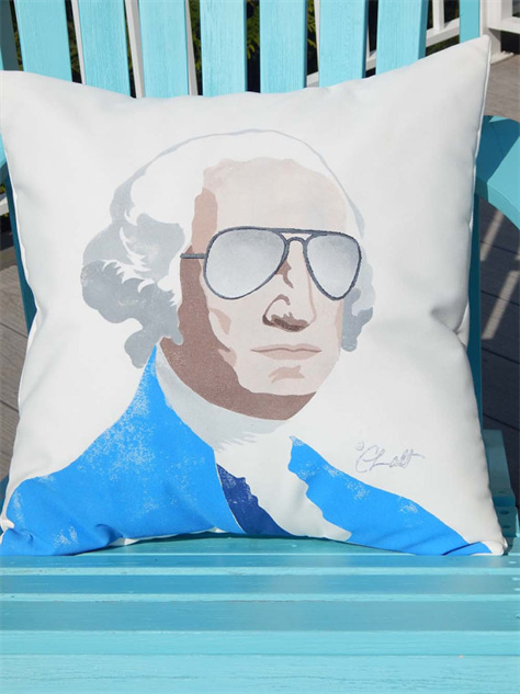 presidential-home-goods pillow