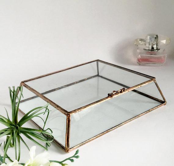 Superior ... Pretty Glass Box Box