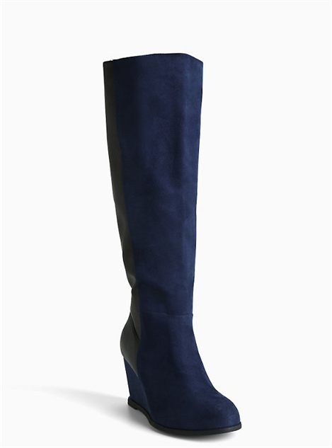 pretty-knee-high-boots blue
