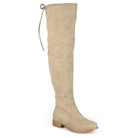 Pretty Knee High Boots To Keep You Warm Style