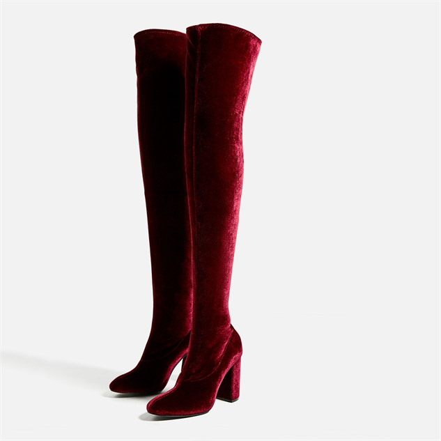 pretty-knee-high-boots zara