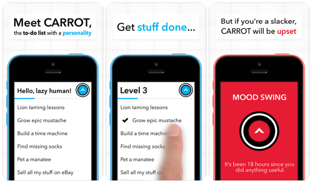 productivity-apps carrot