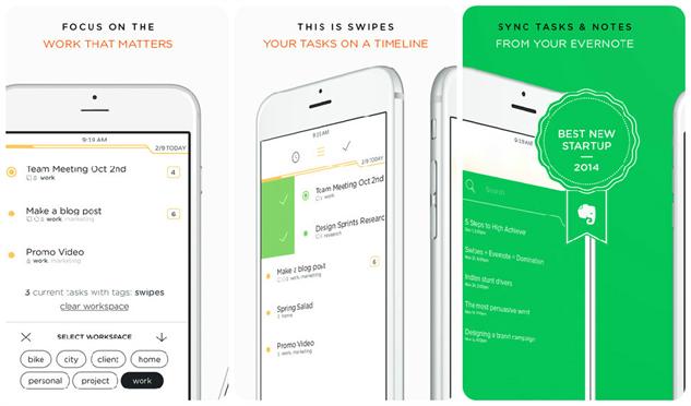 productivity-apps swipes