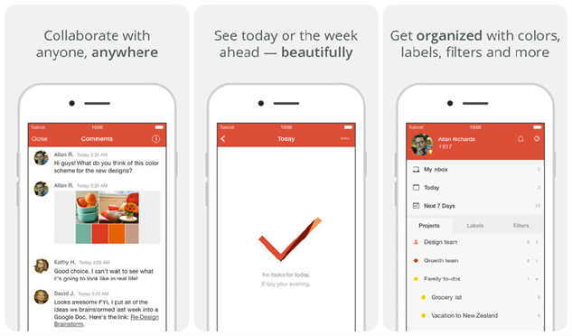 productivity-apps todoist