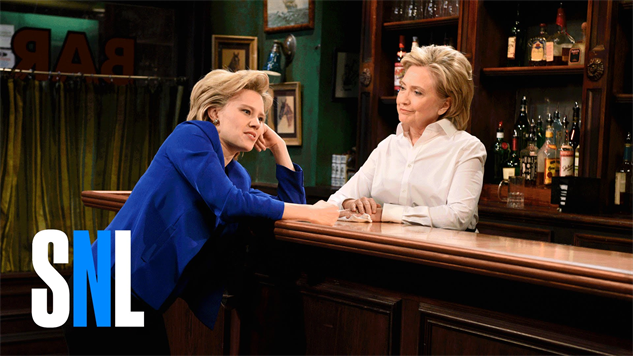 ranking-political-commentary snl-clinton-clinton