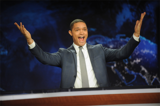 ranking-political-commentary trevor-noah-getty