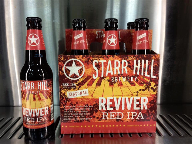 red-ipa starr-hill-reviver-red