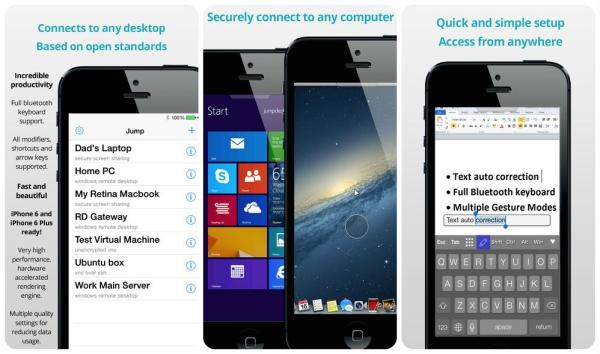 10 Essential Remote Desktop Apps for iOS :: Tech :: Ios :: Paste