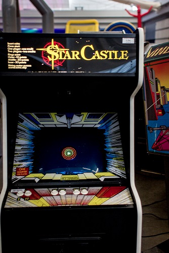 vintage arcade games from the replayfx arcade and gaming