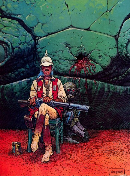 Required Reading 50 Of The Best Sci Fi Comics Comics Required
