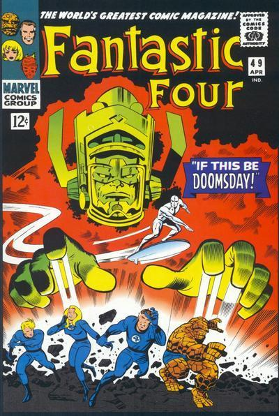 required-reading-sci-fi fantastic-four