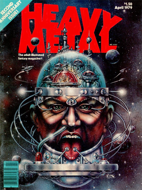 required-reading-sci-fi heavy-metal