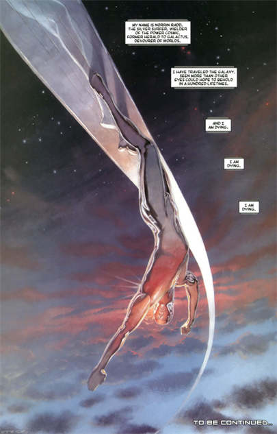required-reading-sci-fi silver-surfer