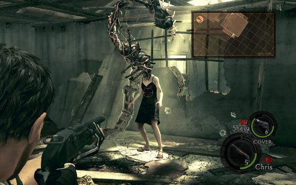 resident-evil-games re-5