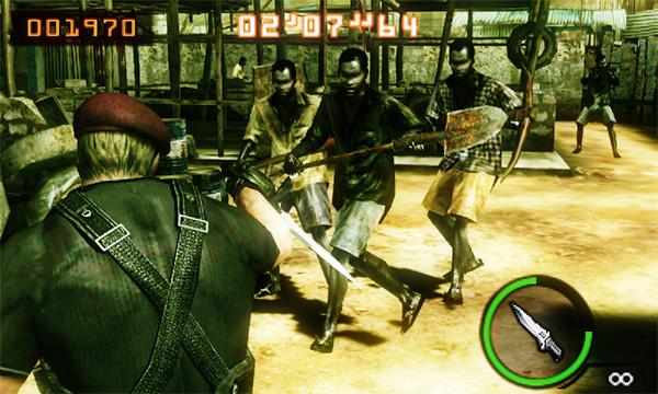 resident-evil-games re-mercenaries-3d