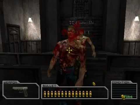 resident-evil-games re-survivor