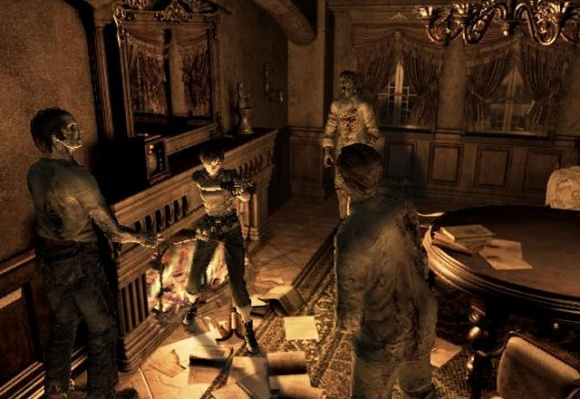 resident-evil-games re-zero