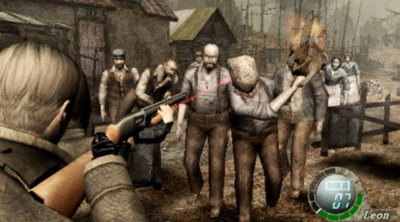 resident-evil-games re4