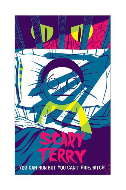 rick-morty doug-larocca-scary-terry