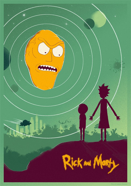 rick-morty felix-tindall-show-me-what-you-got