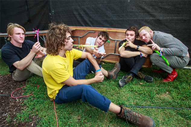riotfestportraits the-orwells