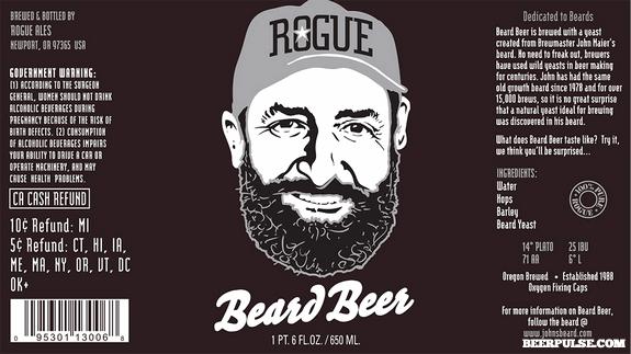 rogue-labels beard-beer