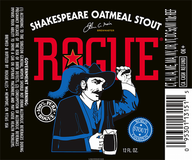 rogue-labels shakespeare-stout