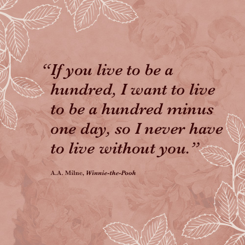 ... Romantic Lit Quotes 1 Aamilne ...