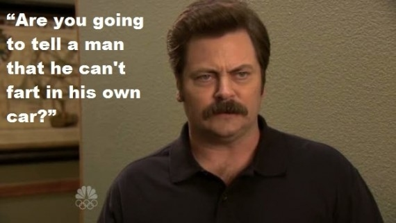 25 Perfect Ron Swanson Memes And Quotables Paste