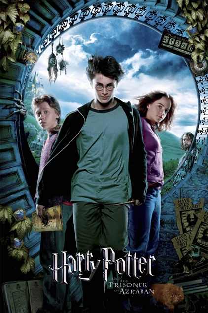 rowlingverse-rankings harry-potter-and-the-prisoner-of-azkaban-movie-poster