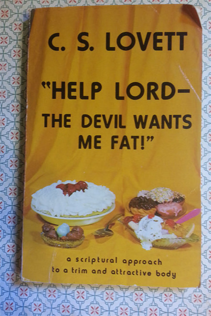 saddest-cookbooks devil-wants-me-fat