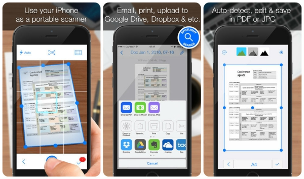 10 iOS Apps That Make Scanning Files Easy :: Tech :: Ios :: Paste