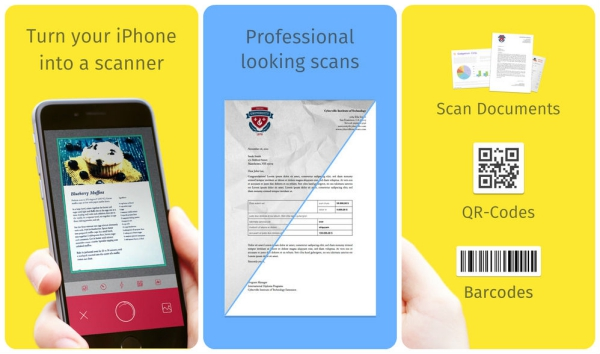 10 iOS Apps That Make Scanning Files Easy :: Tech :: Ios
