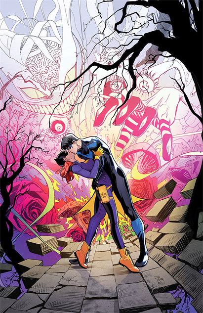 septembercomiccovers17 batgirl15-danmora