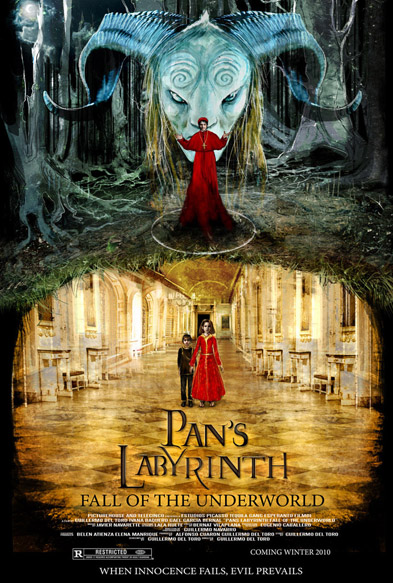 sequels pans-labyrinth--fall-of-the-underworld-by-odessa-sawyer