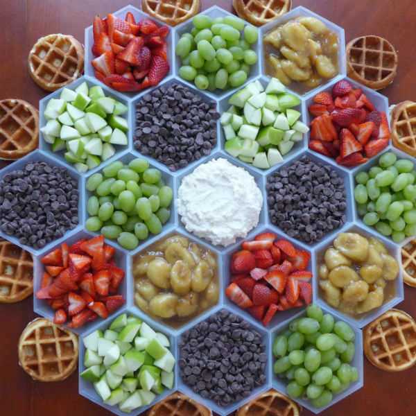 settlers-of-catan-inspired-eats catan-inspired-waffle-bar