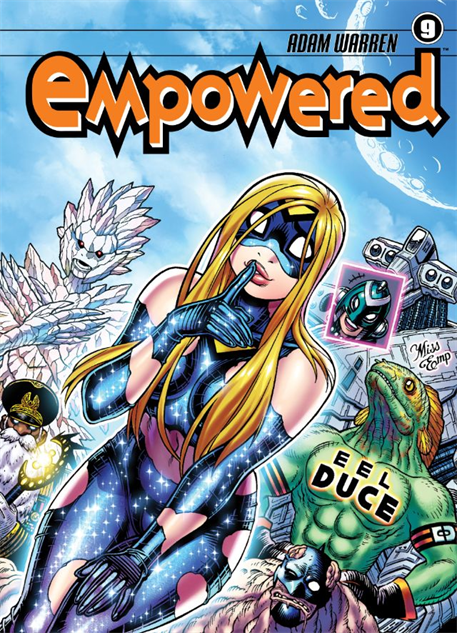sexycomics empowered