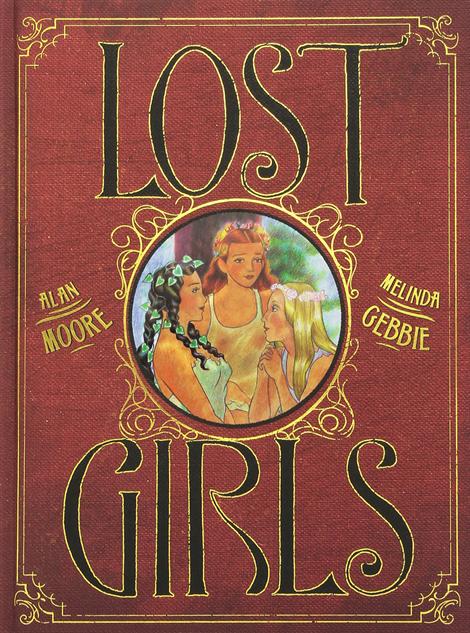 sexycomics lostgirls