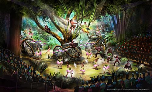 Disney S Concept Art For Shanghai Disneyland Geek