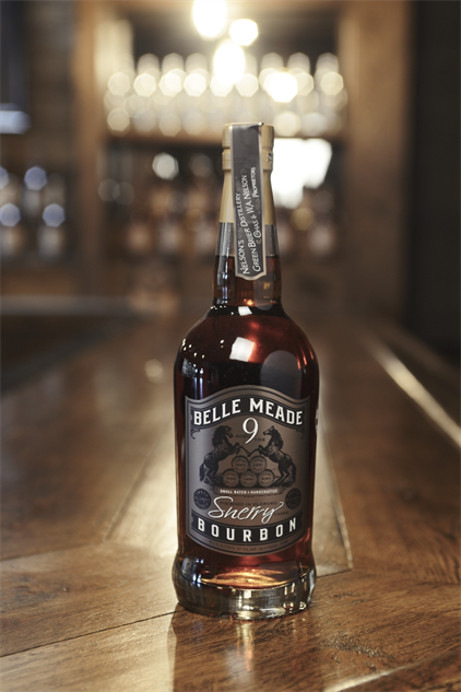 sherry-whiskey belle-meade-sherry