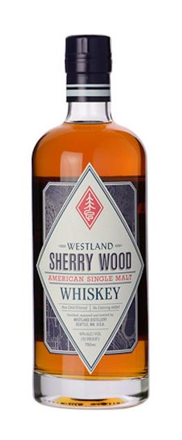 sherry-whiskey westland-sherry