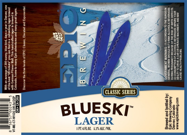 ski-beer epic-blueski-lager