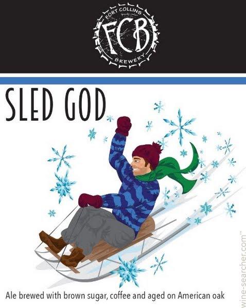 sledding-beer fort-collins-sled-god