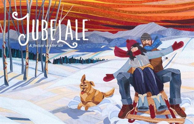 sledding-beer jubelale-2014