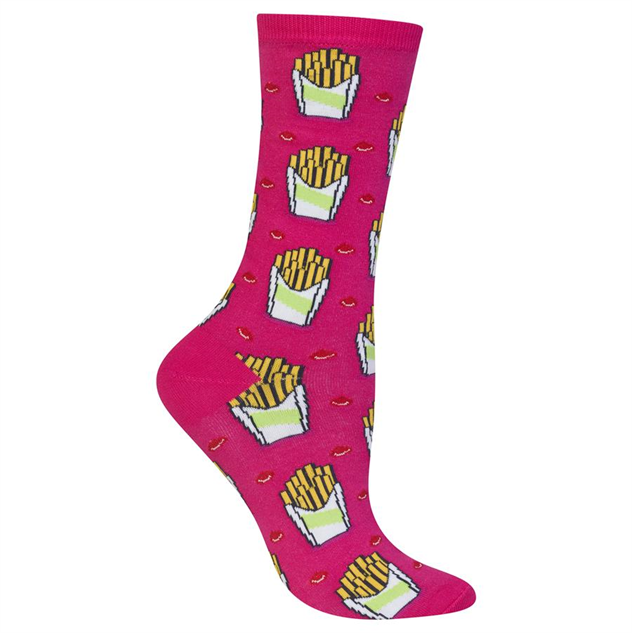 sneaky-novelty-socks fries
