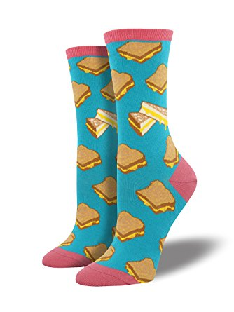 sneaky-novelty-socks grilled