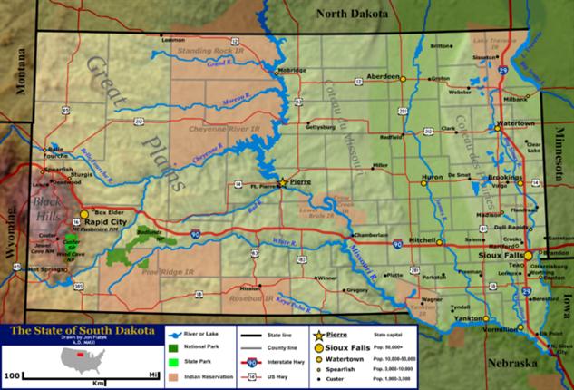 south-dakota-gallery 1-map