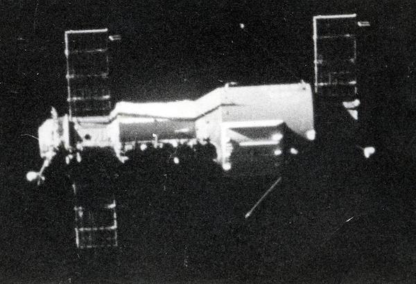 spaceships salyut-1