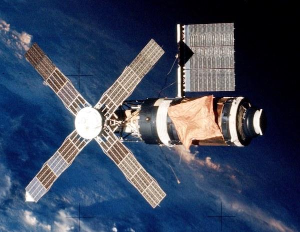 spaceships skylab