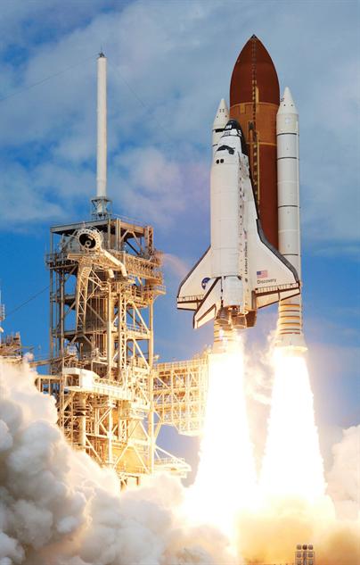 spaceships space-shuttle